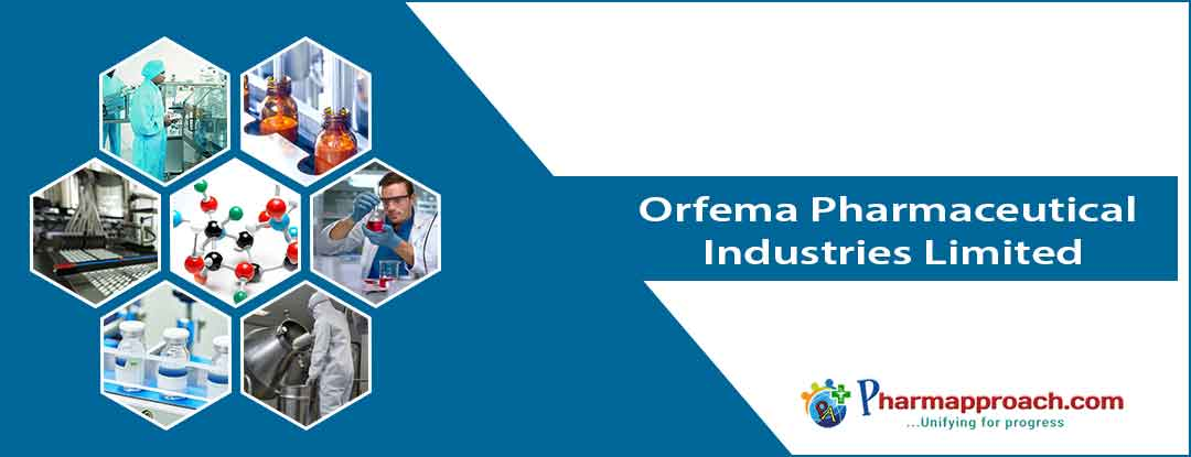 Pharmaceutical companies in Nigeria: Orfema Pharmaceutical Industries Limited