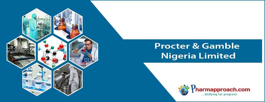 Pharmaceutical companies in Nigeria: Procter & Gamble Nigeria Limited