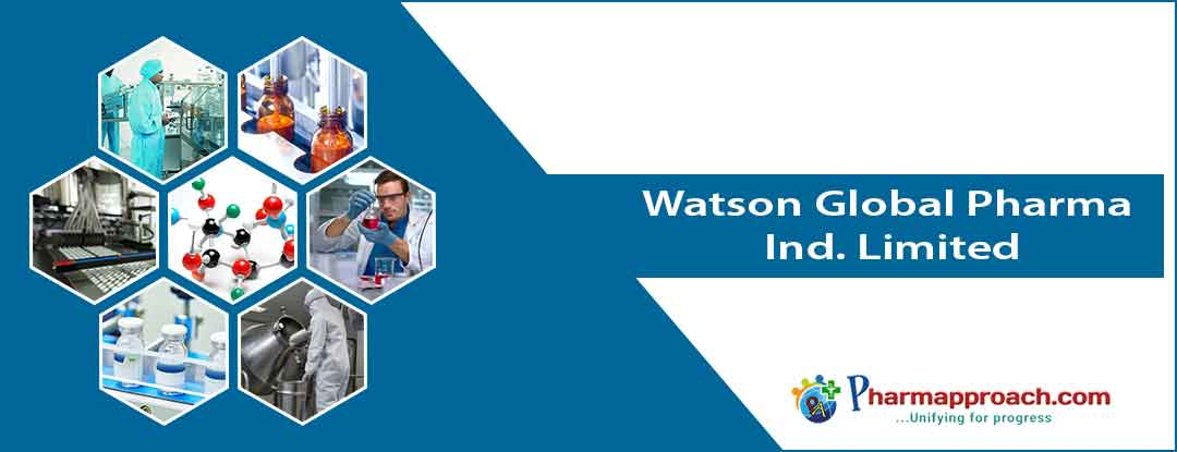 Pharmaceutical companies in Nigeria: Watson Global Pharma Ind. Limited