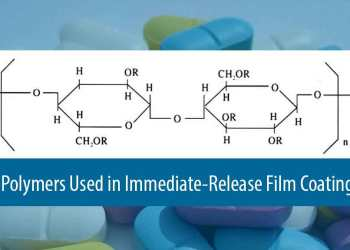 Film coating: Polymers used in immediate release film coating