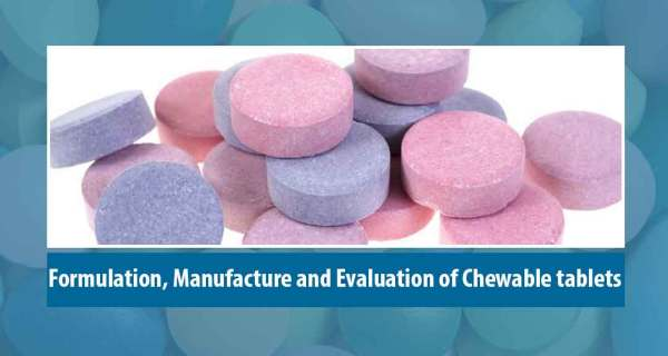 Chewable tablet