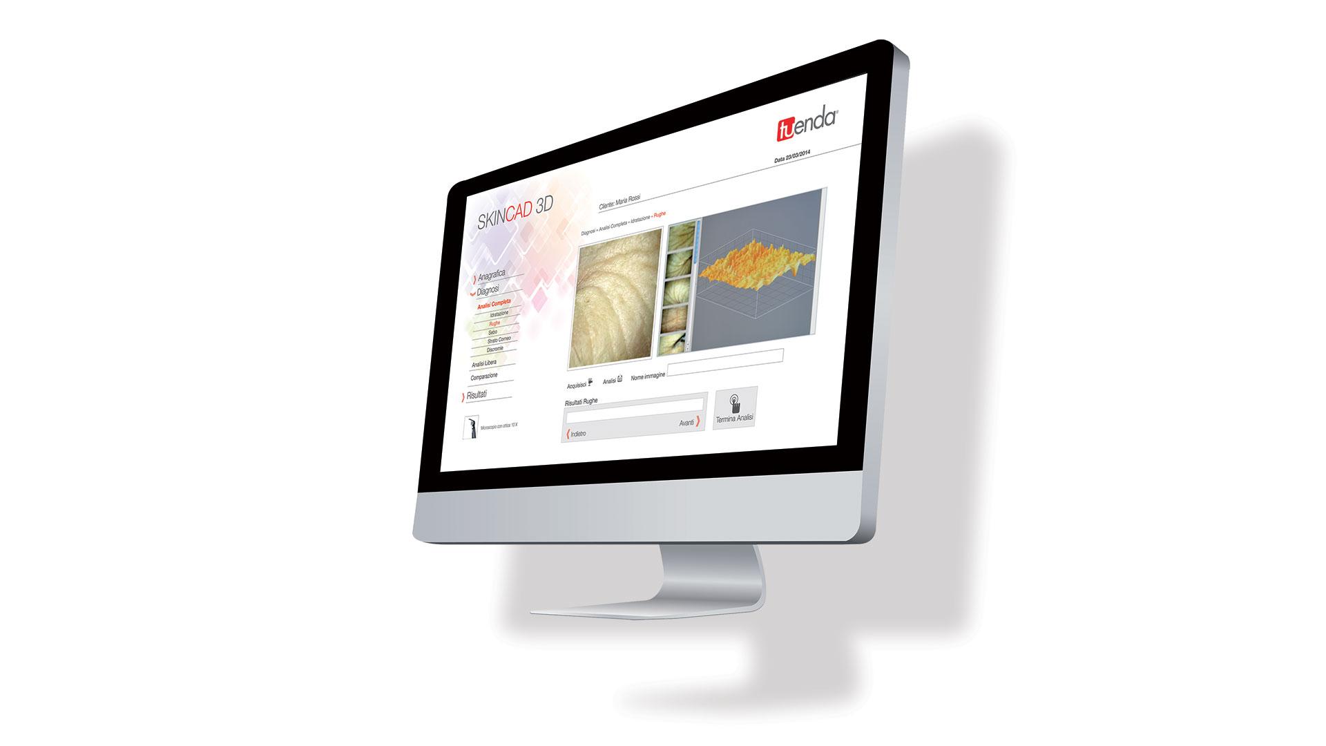 SKINCAD 3D - il dermatologo virtuale