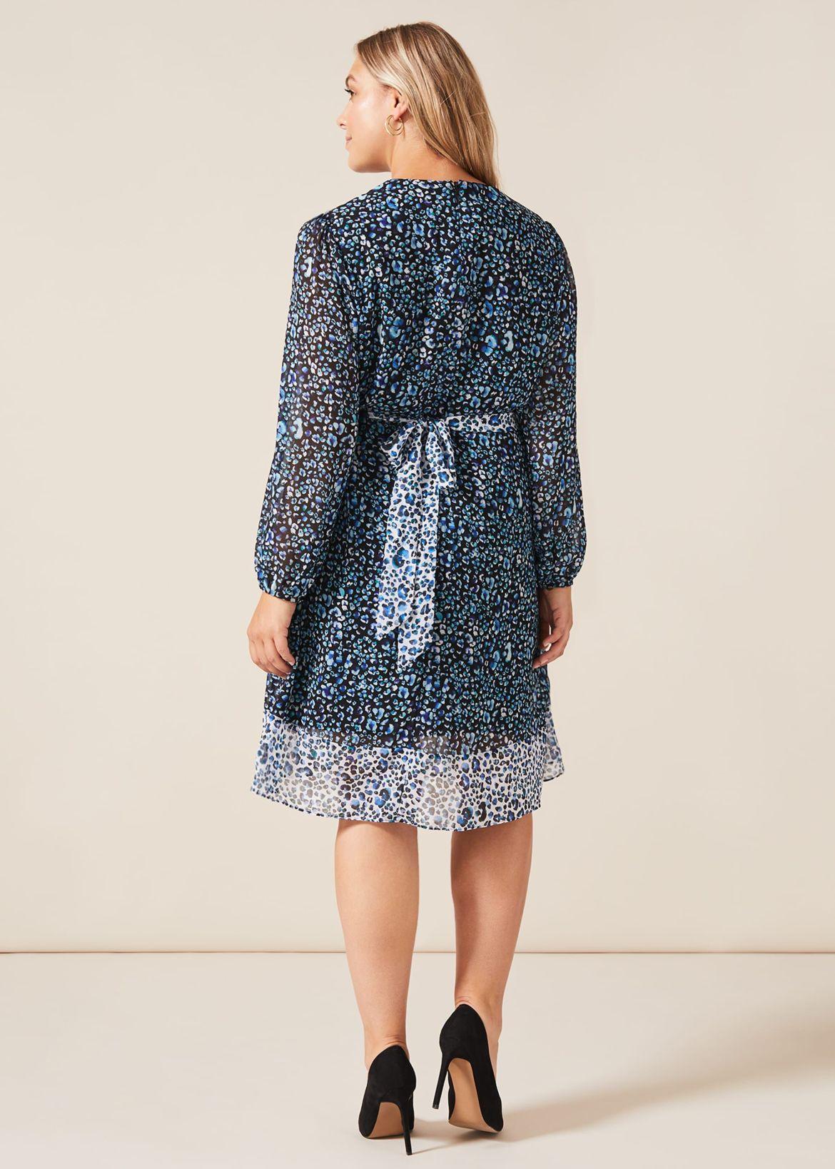 Francessa Printed Dress