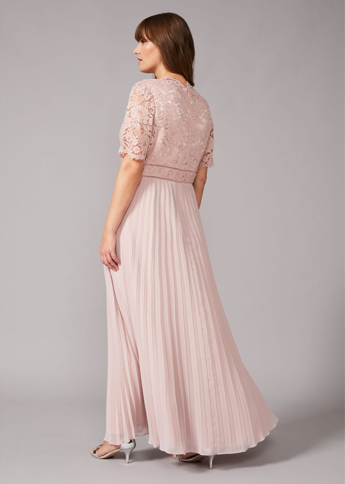 Ramona Lace Maxi Dress