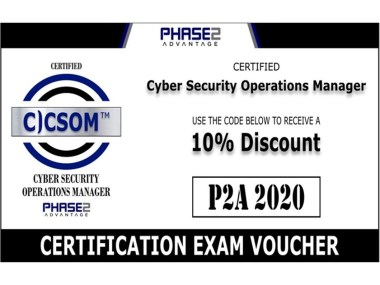 Product: C)CSOM Exam Voucher