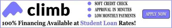 100% Financing at Student Loan Rates!