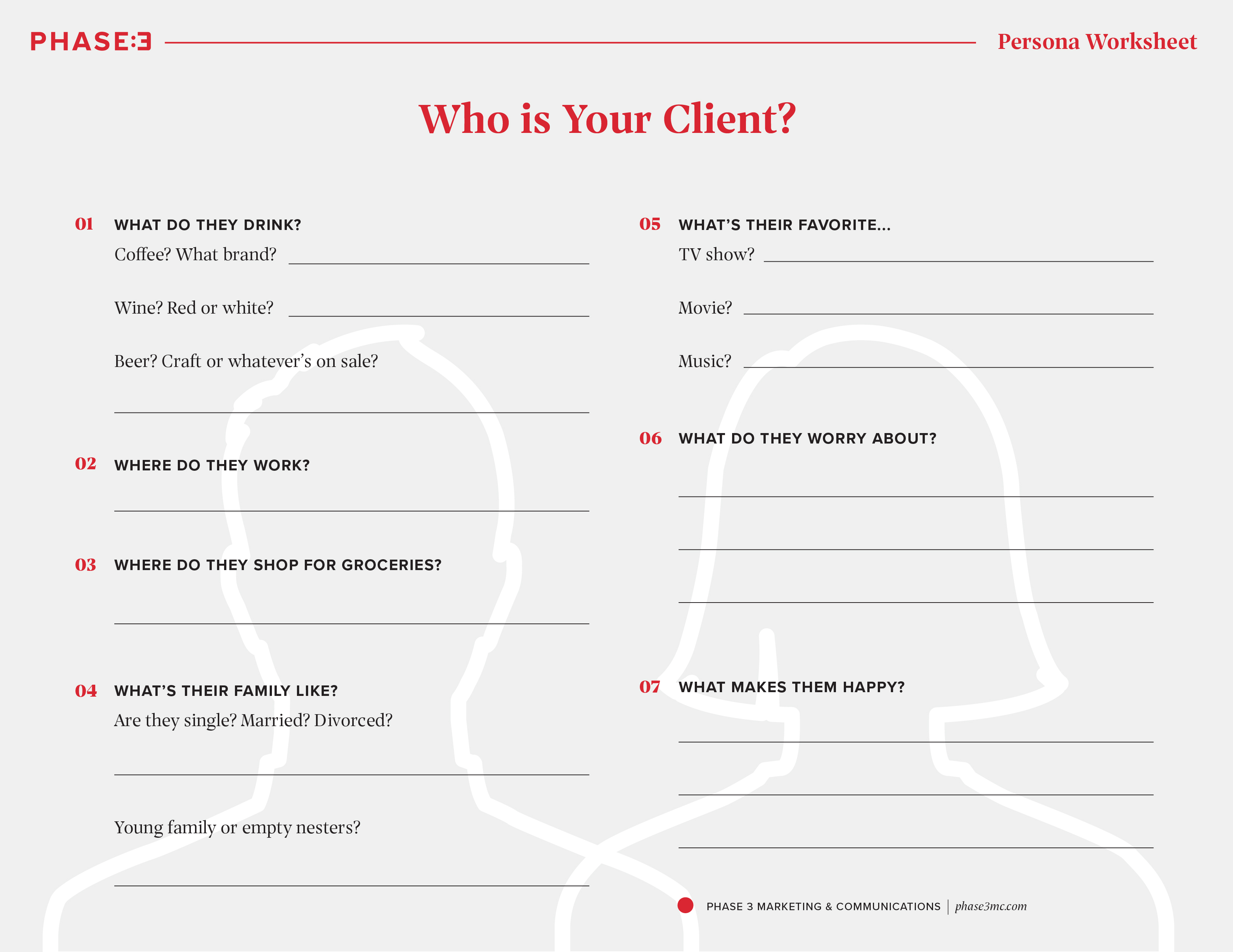 How To Create Buyer Personas For Real Estate Success
