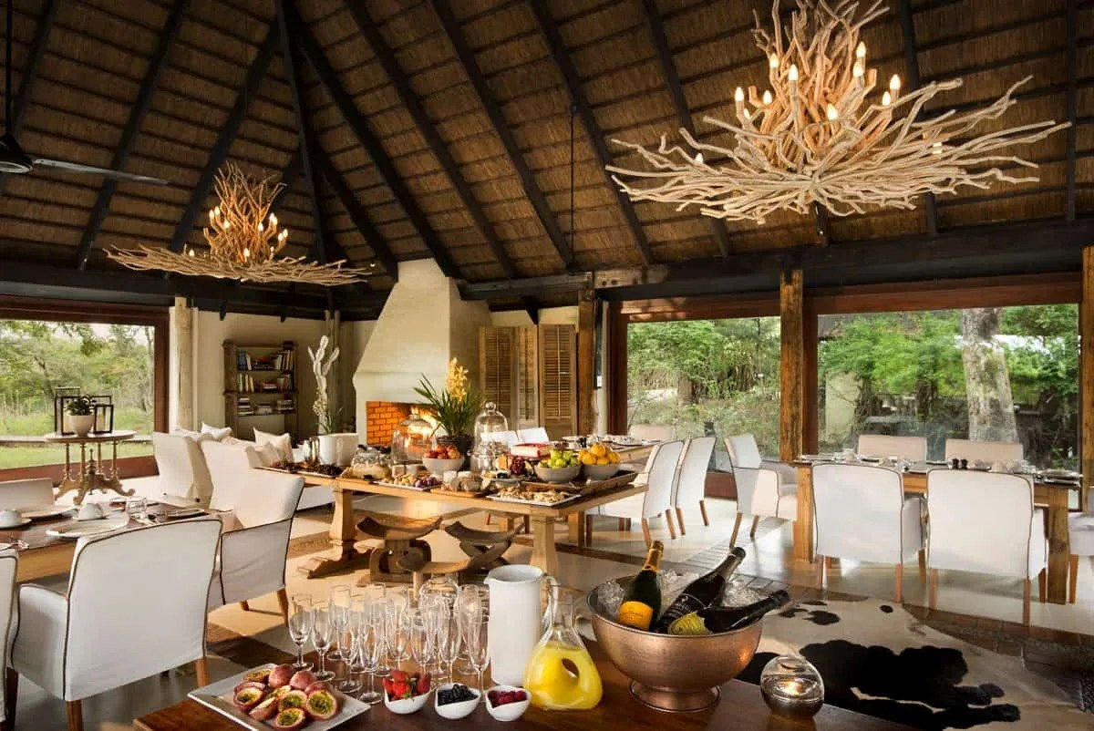 Luxury African Safari Interior Design