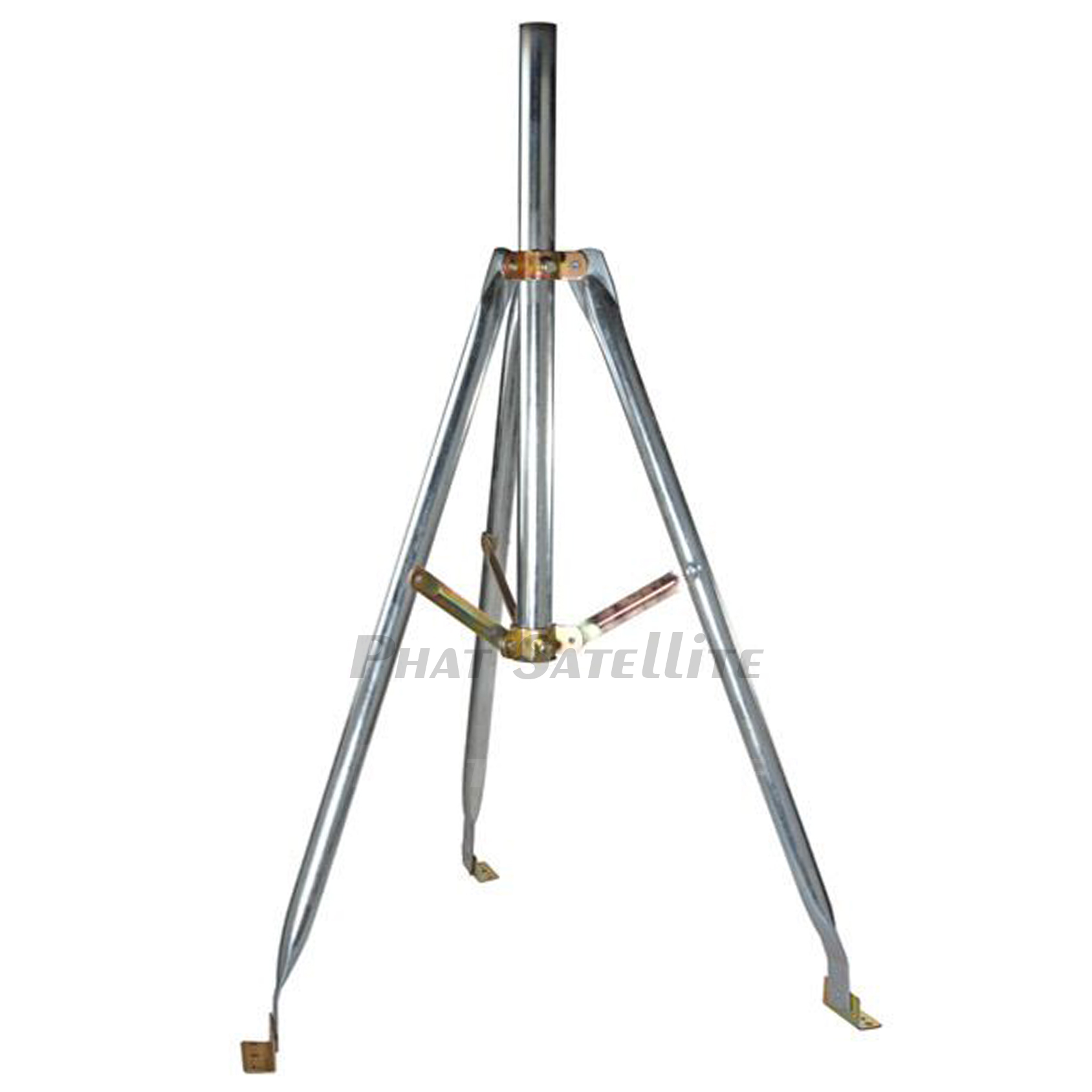 3ft Tripod With 2 Od Mast For Directv Dish Network