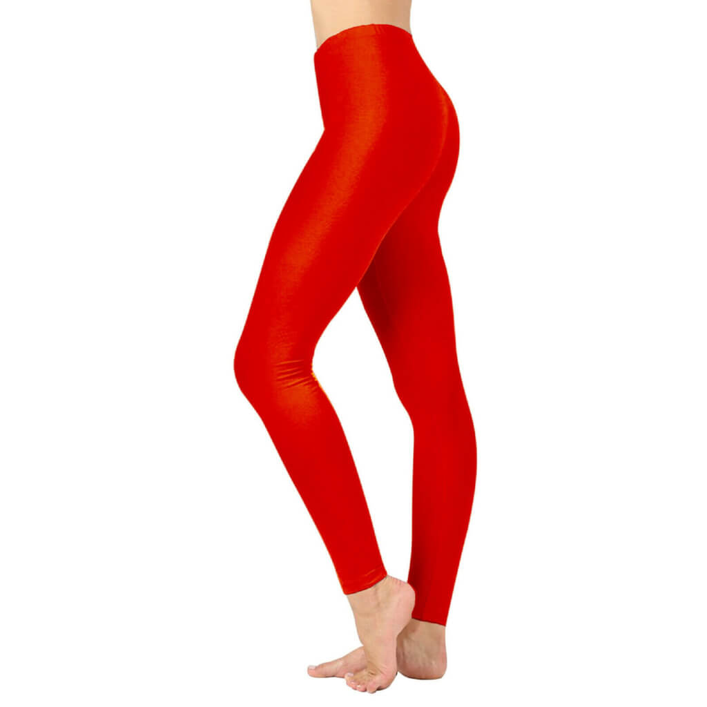 Red - Leggings
