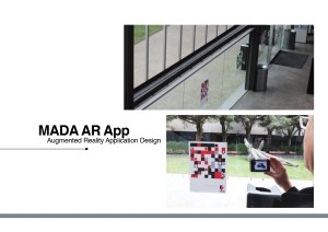 MADA Augmented Reality Poster