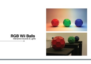 RGB Wii Balls
