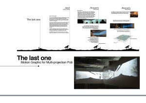 The Last One – Motion Graphic
