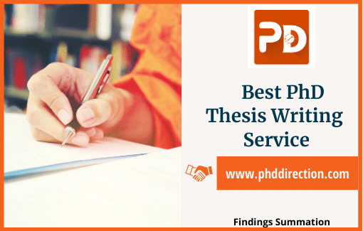 Best PhD Thesis Writing Service from expert panel team
