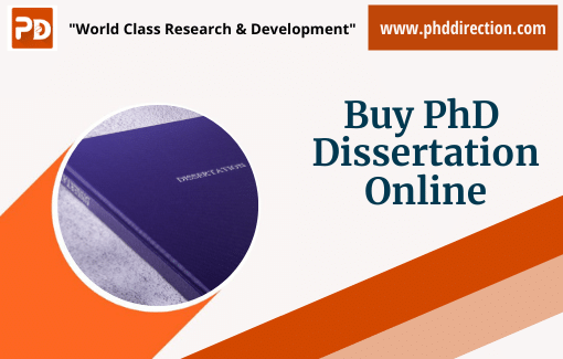 Buy PhD Dissertation Online with Guidance from Expert Research Panel