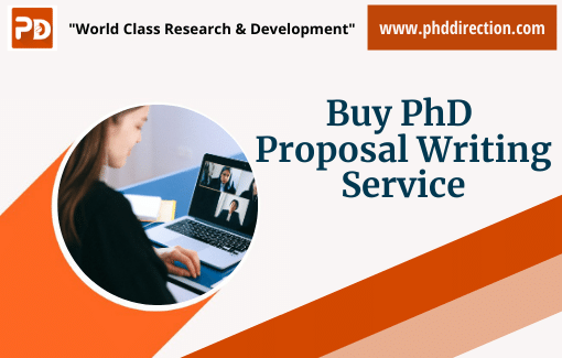 Buy PhD Proposal Writing Service online