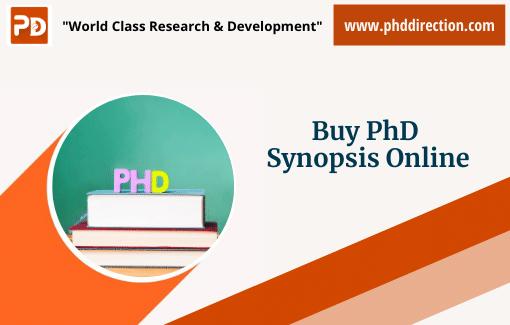 Best Buy PhD Synopsis Online