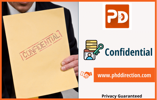Confidential details