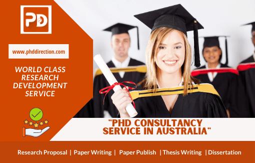 Best PhD Consultancy Service in Australia