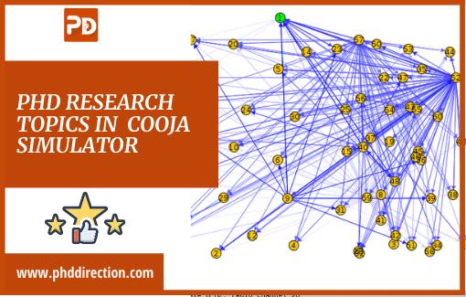 Latest PhD Research Topics in Cooja Simulator
