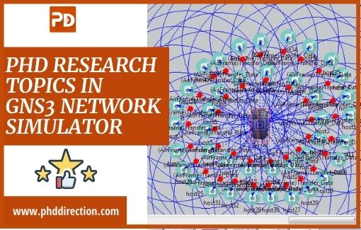 Innovative PhD Research Topics in GNS3 Network Simulator
