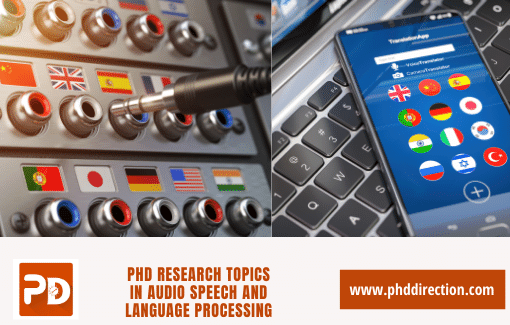Buy PhD Research Topics in Audio Speech and Language Processing