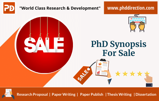 PhD Synopsis for Sale Online