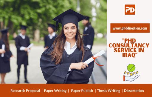 Best PhD Consultancy Service in Iraq