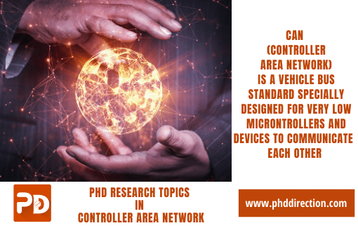 Top 10 PhD Research Topics in controller area network