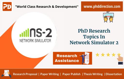Innovative PhD Research Topics in Network Simulator 2
