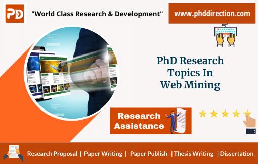 Innovative PhD Research Topics in Web Mining