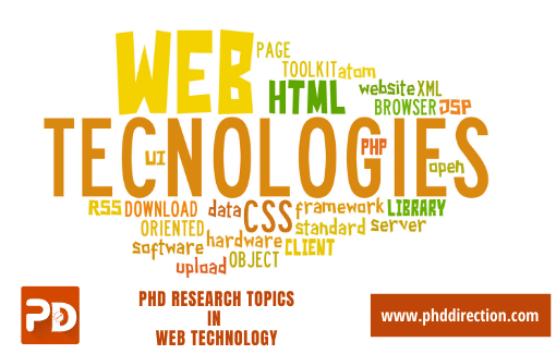 Innovative PhD Research Topics in Web Technology