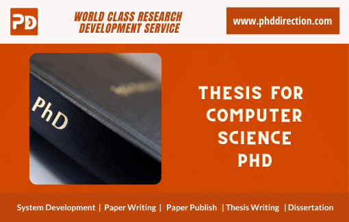 Best Thesis for Computer Science PhD Online service