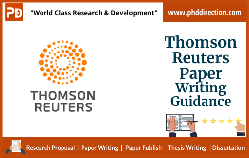 Thomson Reuters Paper Writing Guidance for research scholar