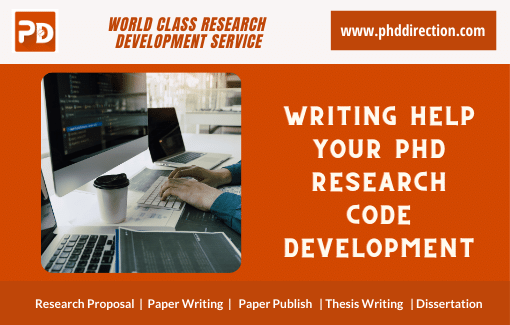 Writing Help your PhD Code Development for research scholar