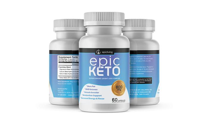 Epic Keto review