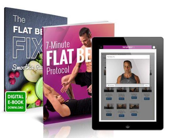 Flat Belly Fix free bonuses
