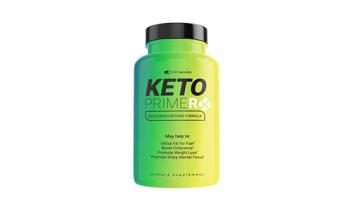 Keto Prime Rx review