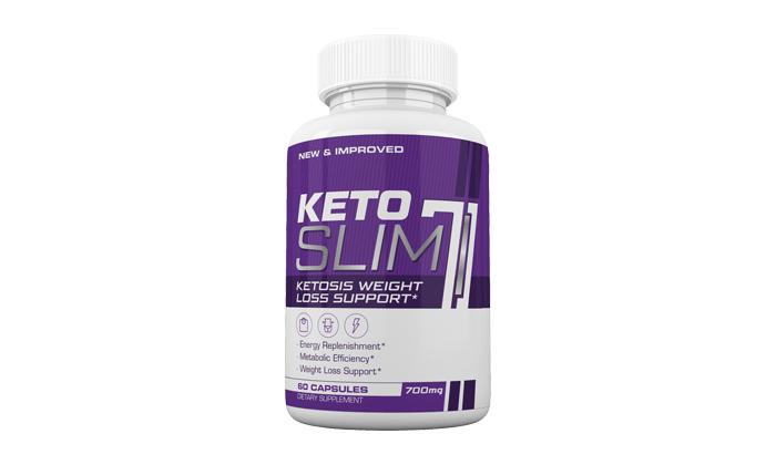 Keto Slim 7 review