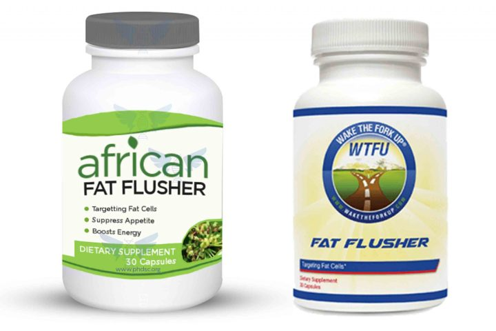 WTFU African Fat Flusher review