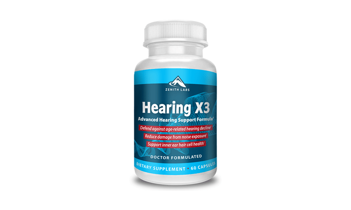 Zenith Hearing X3 review
