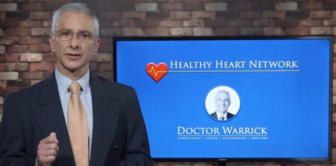Healthy Heart Network By Doctor Warrick Bishop