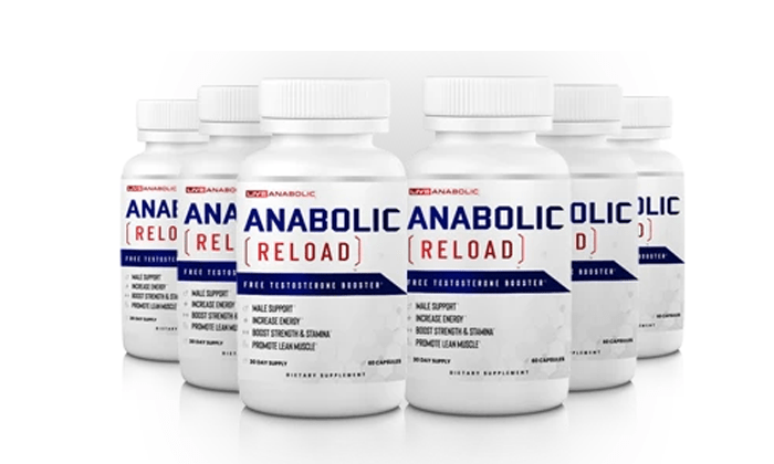Anabolic Reload Supplement Review: Does It Boost The Production Of Testosterone?
