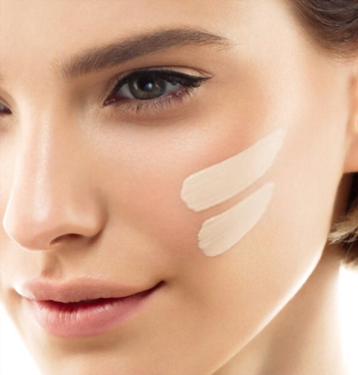 Skin Foundation For A Textured Skin