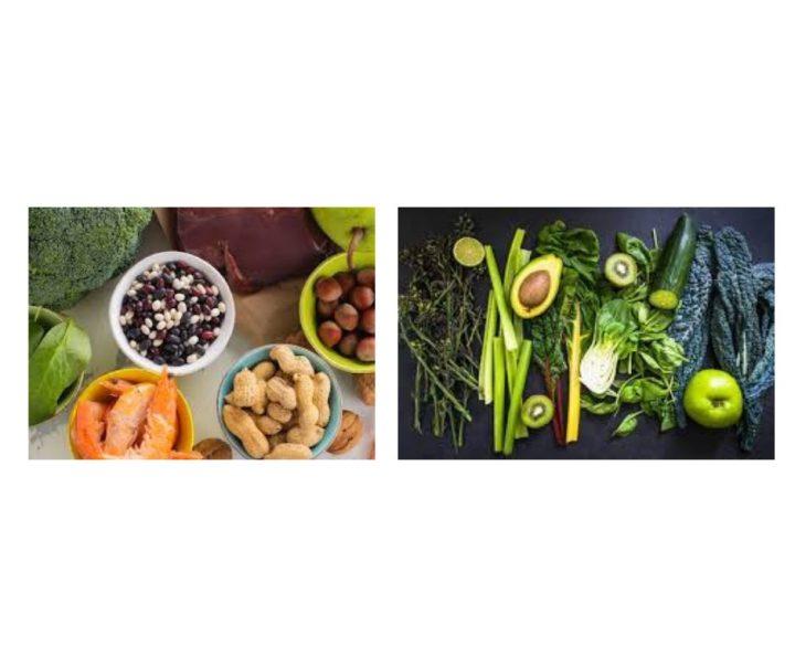 Vitamin B1, B2, B6, and potassium