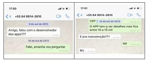 Zap - Diogo FindMe e Danilo PHD - 2103