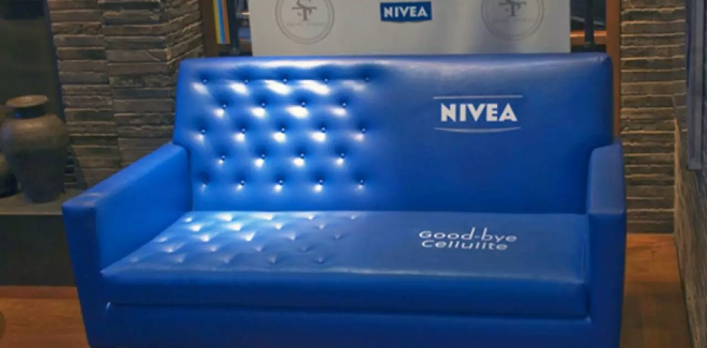 Marketing de Guerrilha - Case Nivea