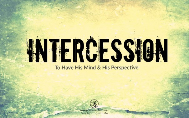intercession