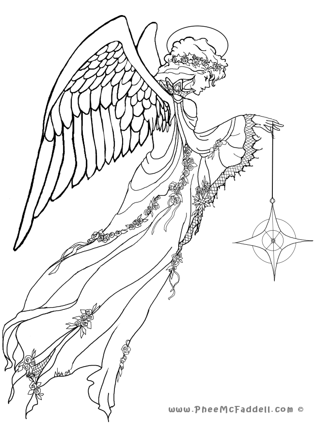 angel and star www pheemcfaddell com
