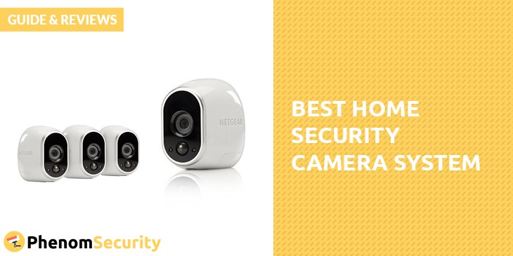 Top 10 Home Security Systems Reviews